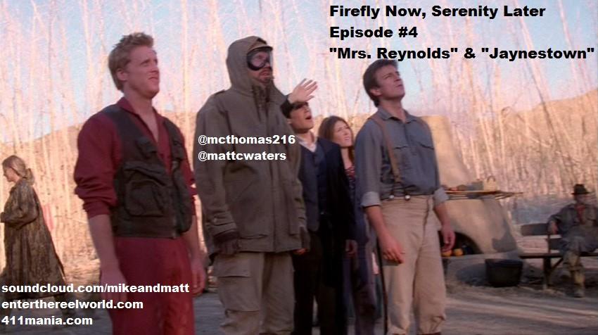 Ep 4 - Our Mrs Reynolds + Jaynestown