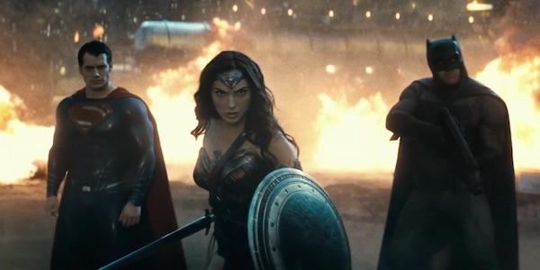 WW Justice League
