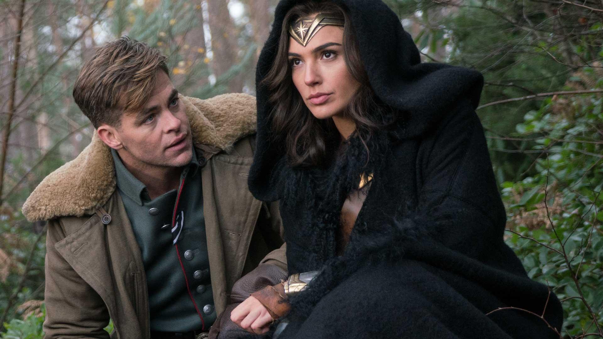 WW Steve and Diana