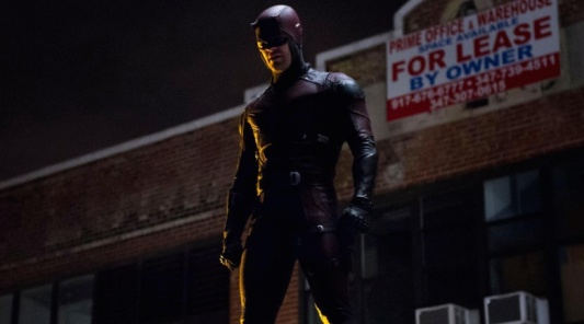 Daredevil suit
