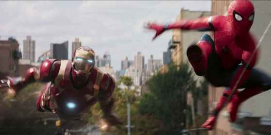 Homecoming Iron Man