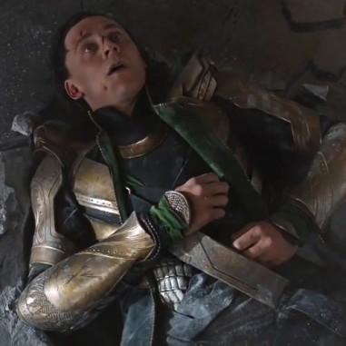 Loki Smashed