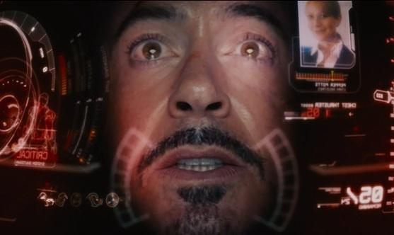Tony calling Pepper