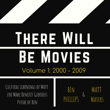There will be movies logo