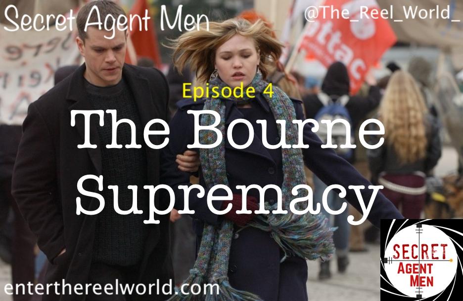 4) The Bourne Supremacy