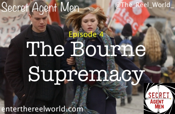 4) The Bourne Supremacy