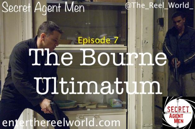 7) The Bourne Ultimatum