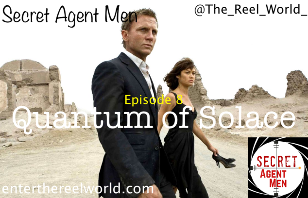 8) Quantum of Solace