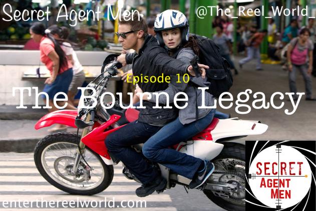 10) Bourne Legacy