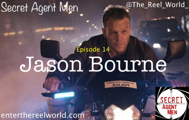 14) Jason Bourne