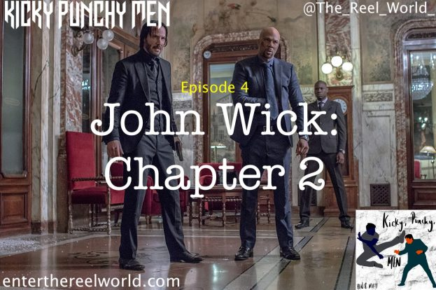 4) John Wick: Chapter 2