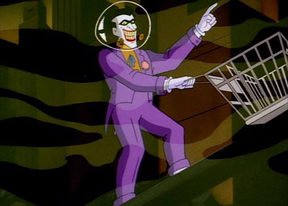 Joker Shopping Again