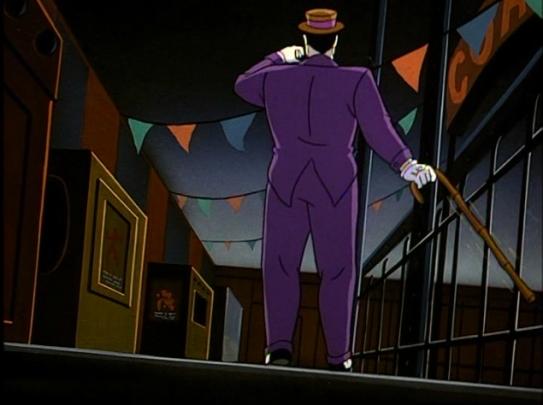 Joker Railings