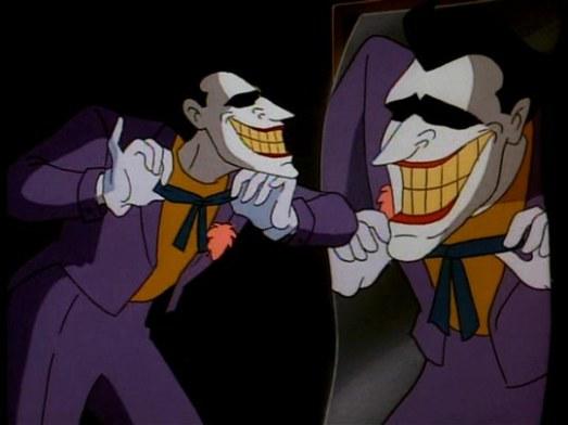 Joker Reflection